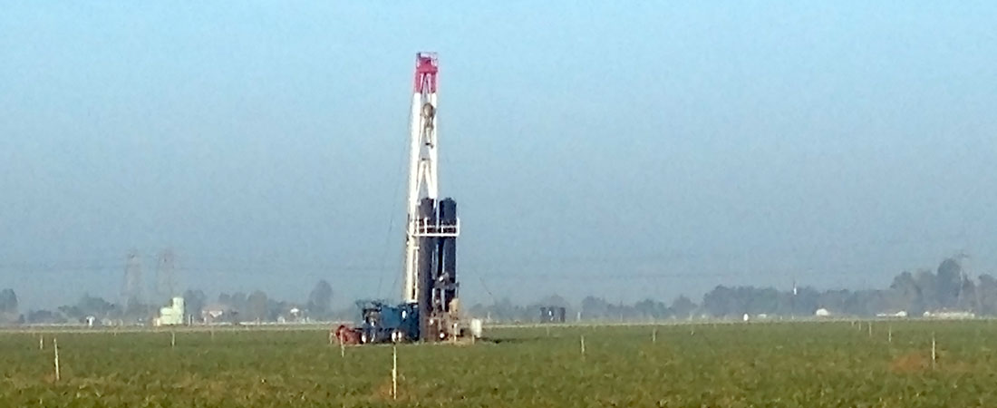 drilling-in-field